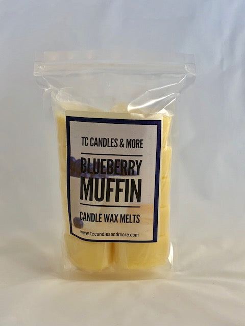 Blueberry Muffin Candle Melts - TC Candles & More , Candle Melts - TC Candles & More ,