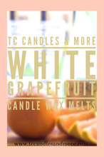 Load image into Gallery viewer, White Grapefruit Candle Melts - TC Candles & More ,  - TC Candles & More ,