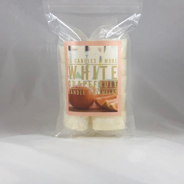 White Grapefruit Candle Melts - TC Candles & More ,  - TC Candles & More ,