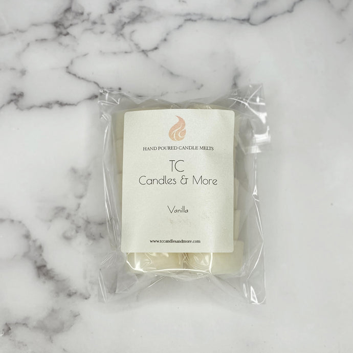 Vanilla Candle Melts - TC Candles & More , Candle Melts - TC Candles & More ,