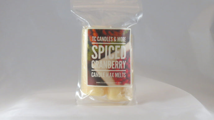Spiced Cranberry Candle Melts - TC Candles & More ,  - TC Candles & More ,