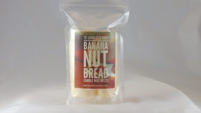 Banana Nut Bread Candle Melts - TC Candles & More , Candle Melts - TC Candles & More ,