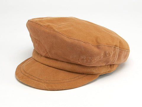 Marine Cap Bozo Brown