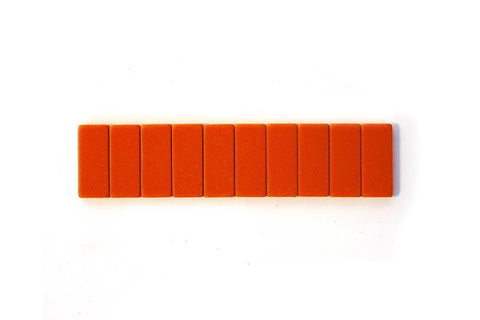 Blackwing Replacement Erasers Orange
