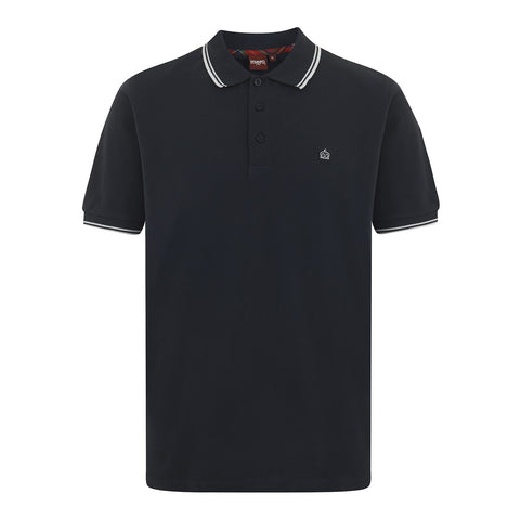 Card Polo S/S Navy