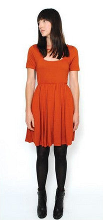 Josie Dress Persimmon