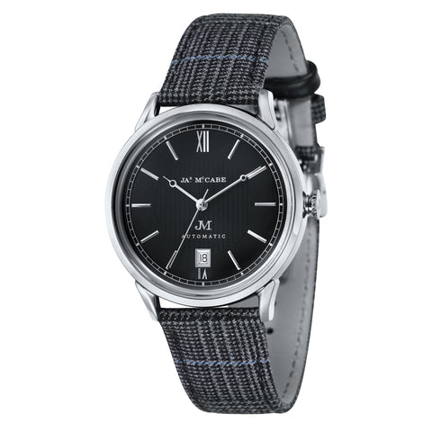 Heritage Tweed Automatic II Black Face