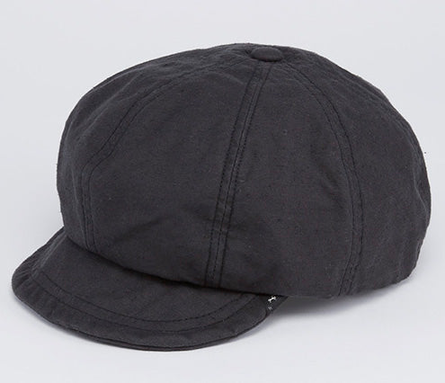 Shell Casquette Bloomy Charcoal