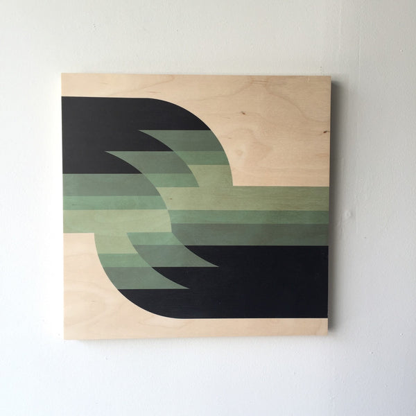 Shift Birchwood Wall Art