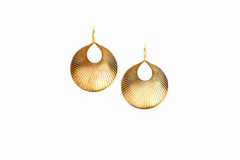 Sun Beam Earrings