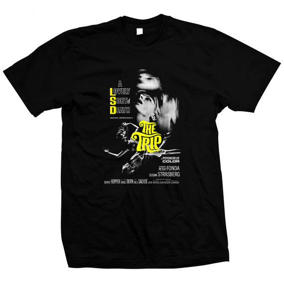 The Trip Shirt Black