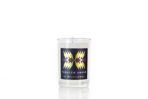 Tobacco Amber 8 oz. Candle