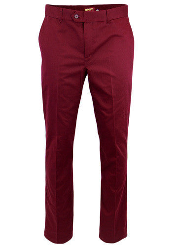 Winston Red Trousers