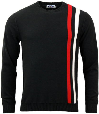 Action Racing Jumper Black