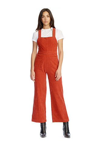 Admiral Jumpsuit Faded Rust