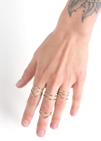 Brass Rings Assorted