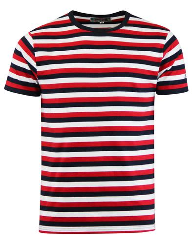 Bande Tri-Stripe Shirt Red/Blk/Wht