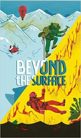Beyond The Surface - Fold Out Book