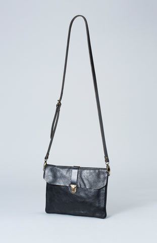 Black Las Small Bag