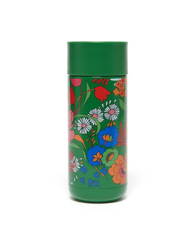 Emerald Super Bloom Stainless Steel Thermal Mug
