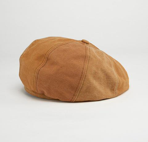 Beret Bozo Brown/Gold