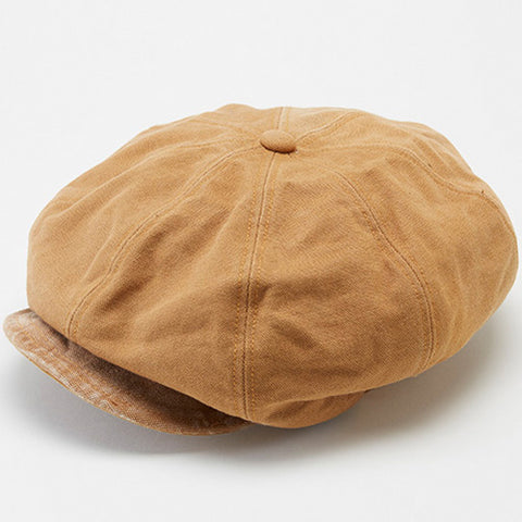 Chestnut Casquette Bozo Brown