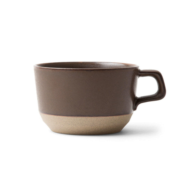 Wide Mug Brown
