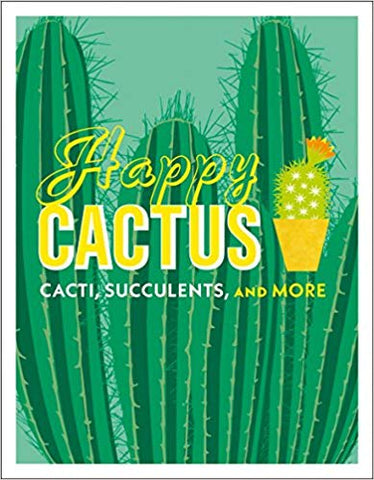 Happy Cactus Book