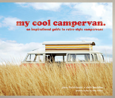 My Cool Campervan Book