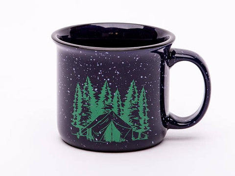 Camping Coffee Mug 15oz