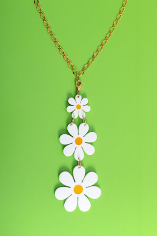 Charlies Daisies Necklace