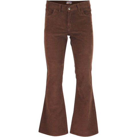 Killer Cord Flares Cocoa Brown