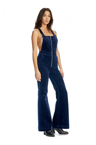 Eastcoast Flare Overall Midnight Cord