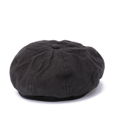 Crown Beret Charcoal