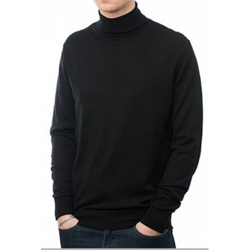 Curtis Turtleneck Horizon Blue