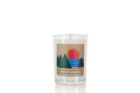 Driftwood 8 oz. Candle