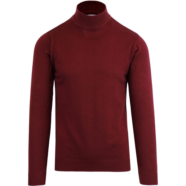 Eastwood Jumper Turtleneck Zinfandel