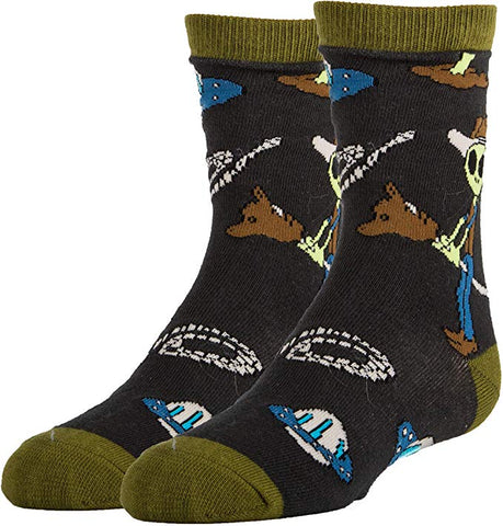 Final Frontier Kids' Crew Socks
