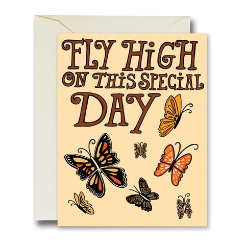 Fly High Card