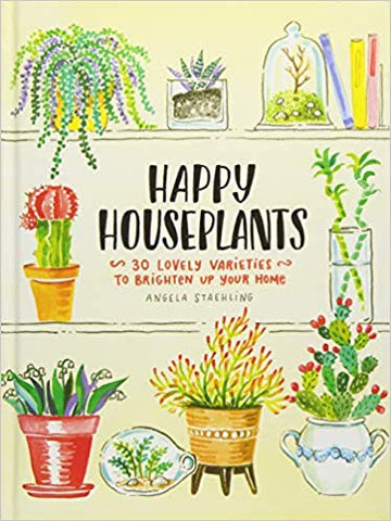 Happy Houseplants Book