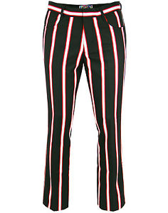 Hapshash Stripe Bootcut Trousers
