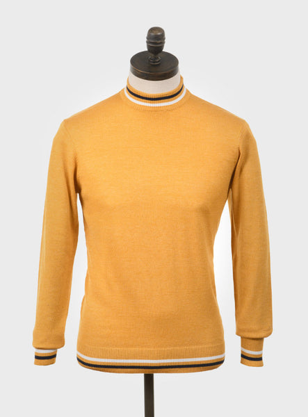 Haye Knitted Turtleneck Mustard