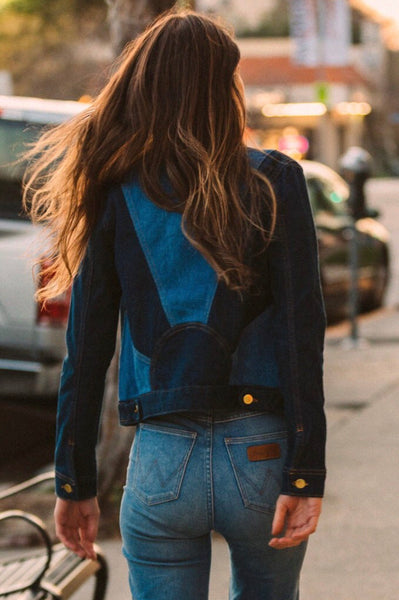Waiting for the Sun Denim Jacket