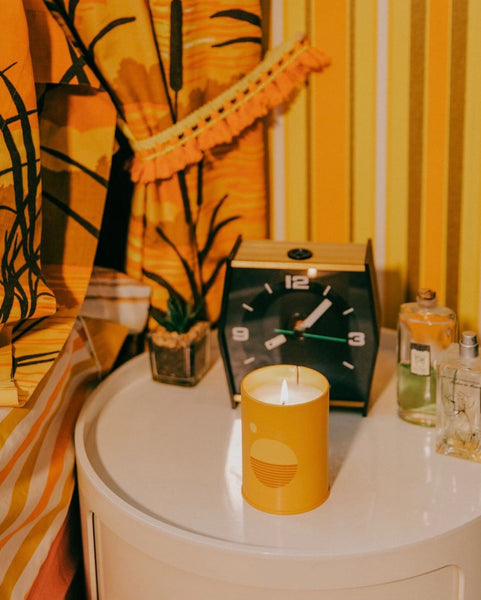 Golden Hour Sunset Soy Candle 10 oz.