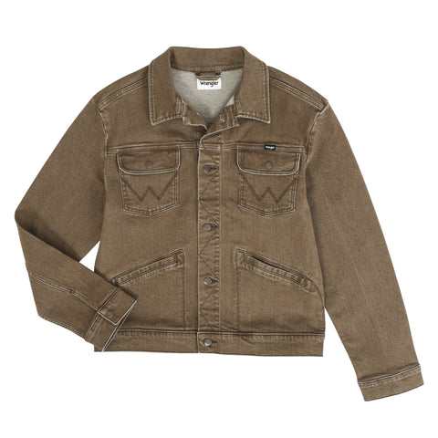 Unlined Heritage Jacket Maple Grove