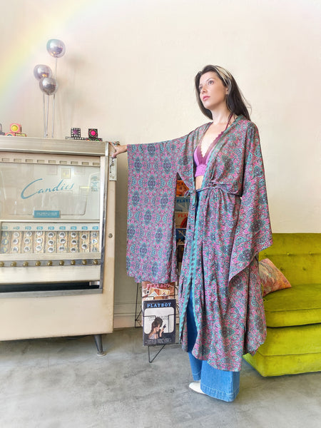 Lea Kimono with Butterfly Sleeves