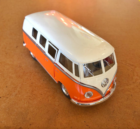 "VW 5"" Diecast Split Window Bus"