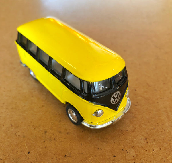 VW Mini Diecast Split Window Bus