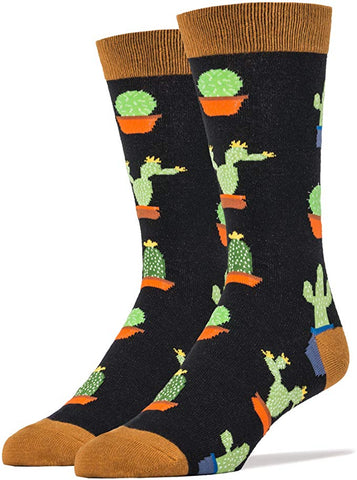 Into The Desert Men's Crew Socks