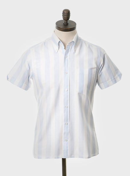 King Sky Blue Stripe Shirt